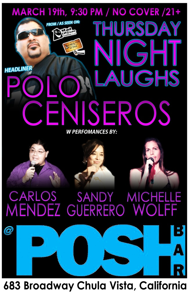 POSH Bar TNL 03.19.15 Polo 1.0