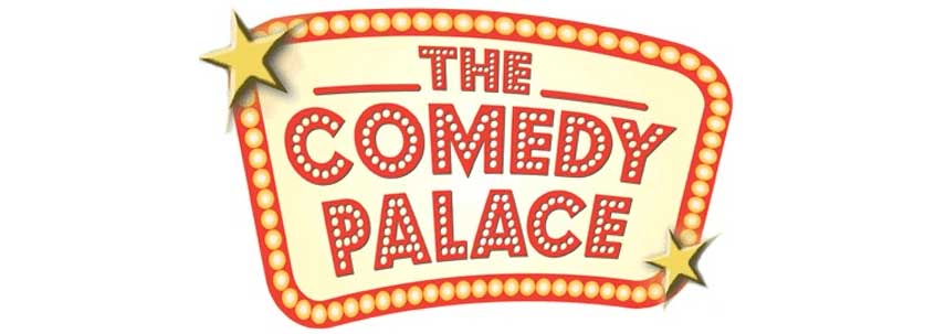 SDCS - Banner - Comedy Palace