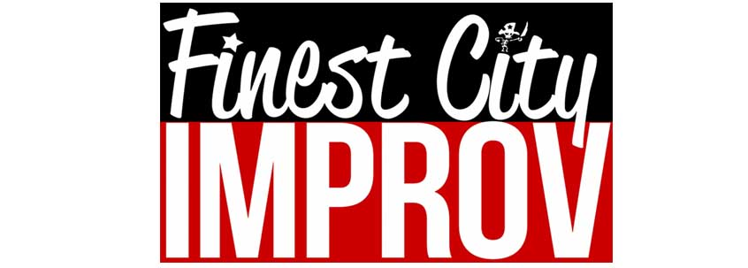 SDCS - Banner - Finest City Improv
